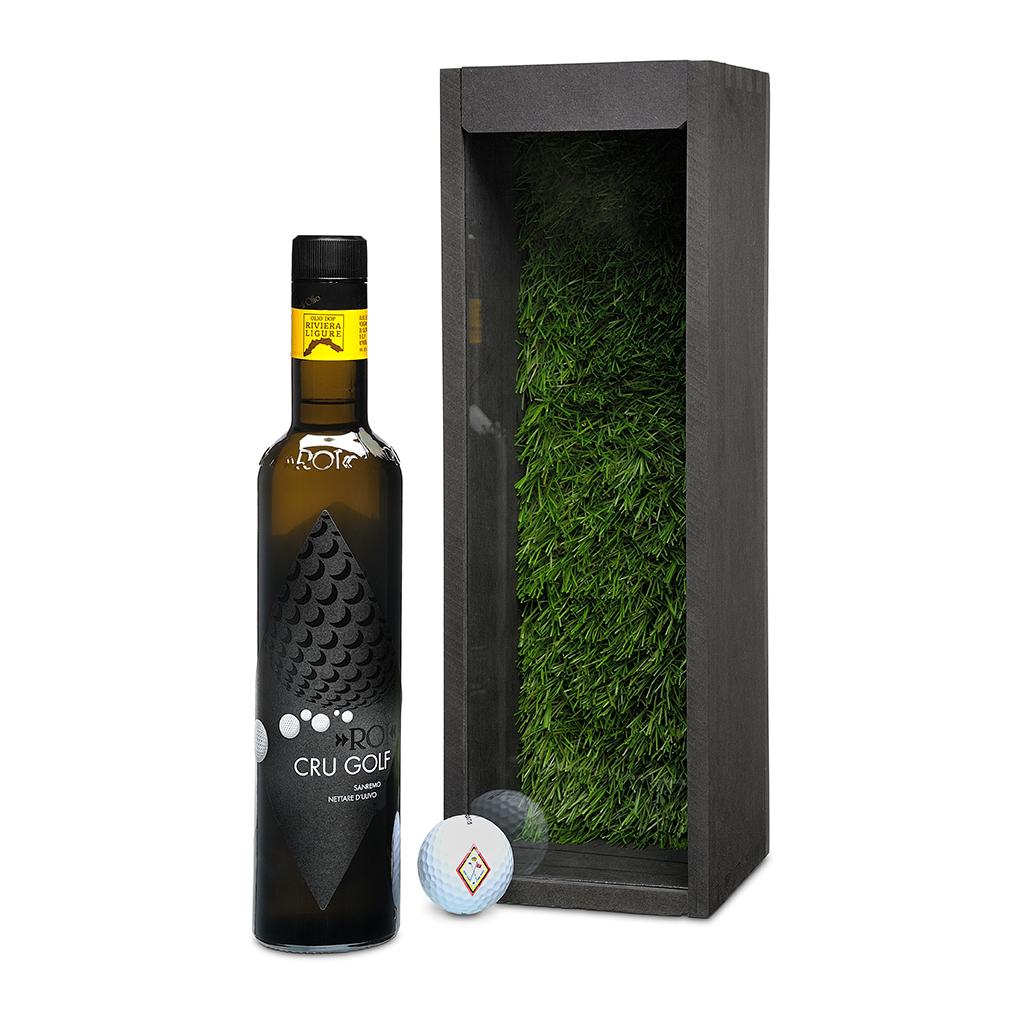 "Cru ""Golf Sanremo"" – 500ml (precious box)"