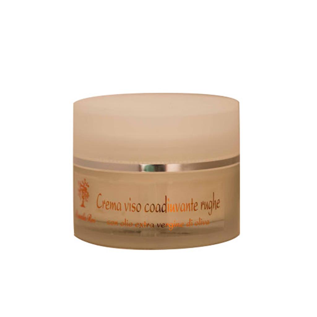 Crema viso coadiuvante rughe 50ml