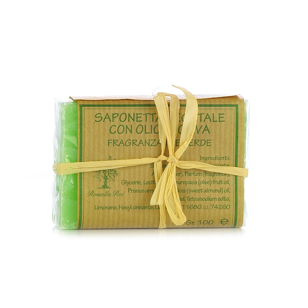 Saponetta The Verde 100g