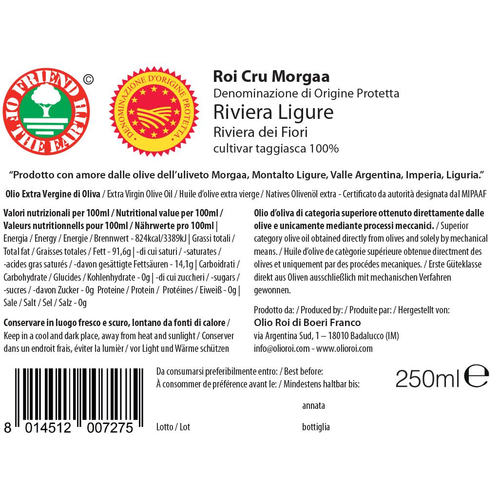 "Cru ""Morgaa"" ampolla – 250ml"