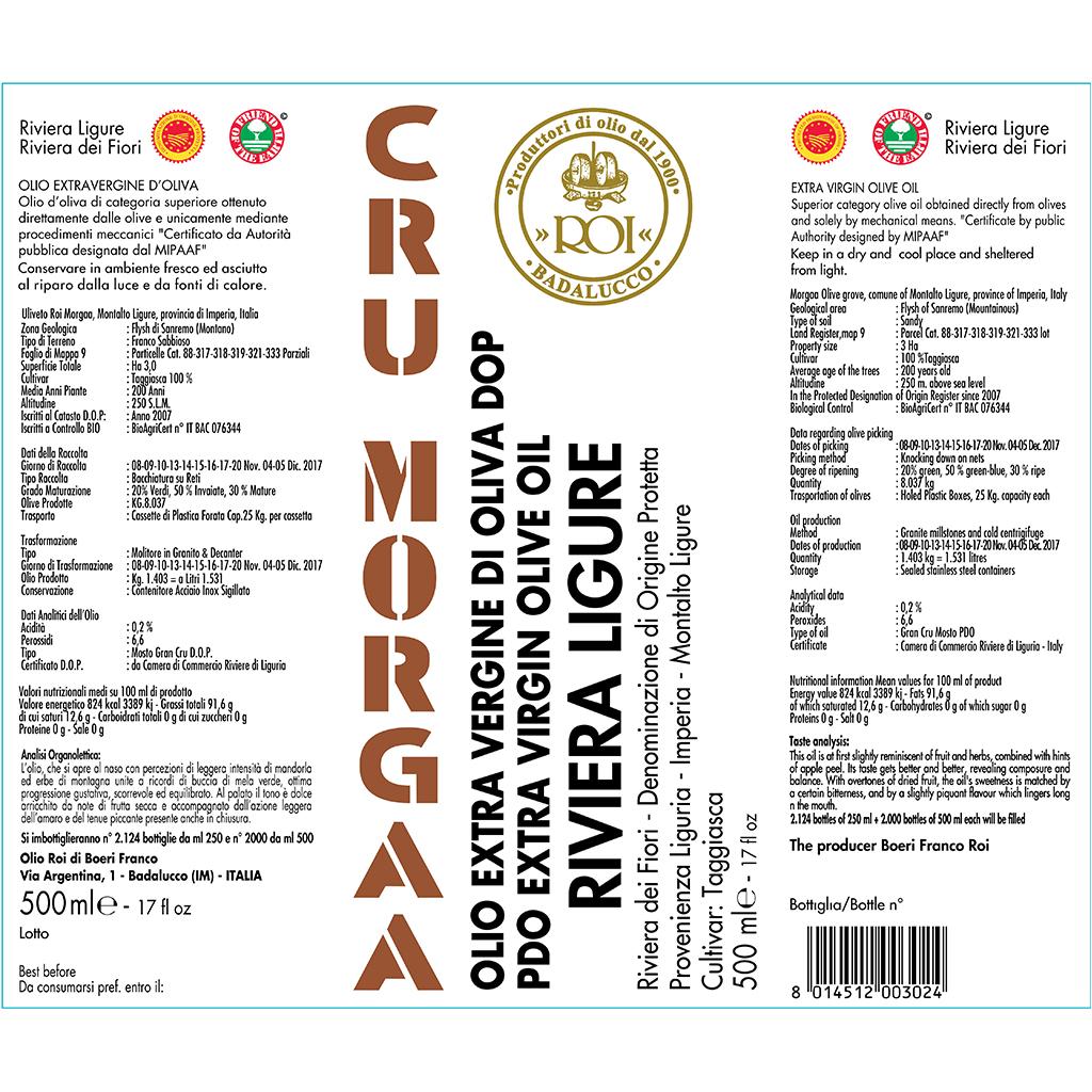 """Cru """"Morgaa"""" – 500ml"""